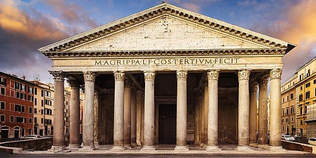 Panteó de Roma.