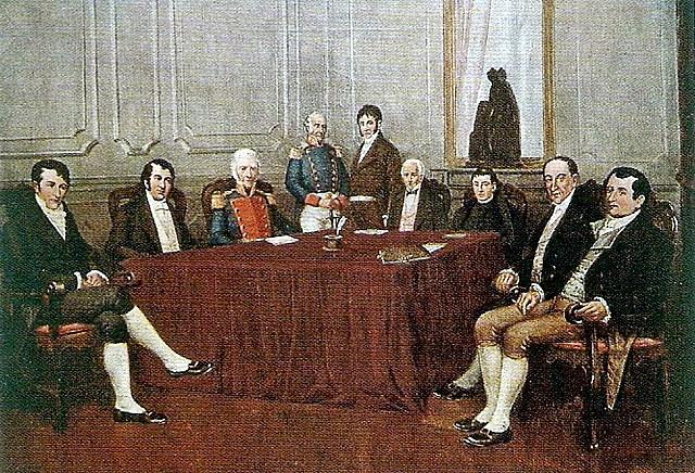 Primera Junta y los Triunviratos