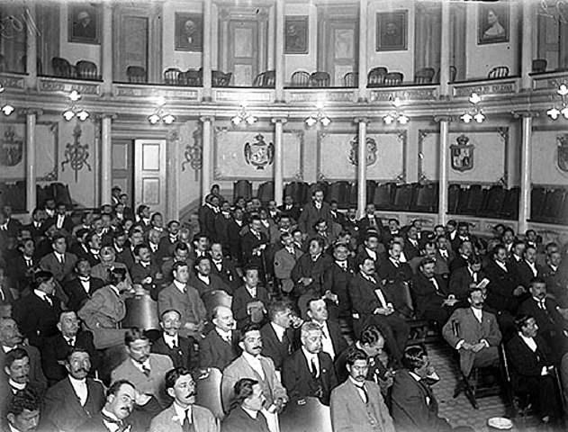 1ºer Congreso Constituyente