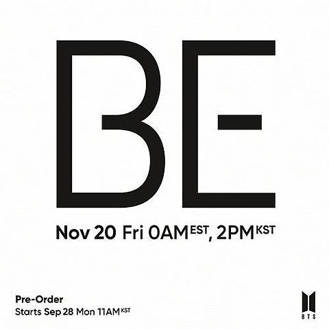"""Quinto Album completo """"BE"""""""