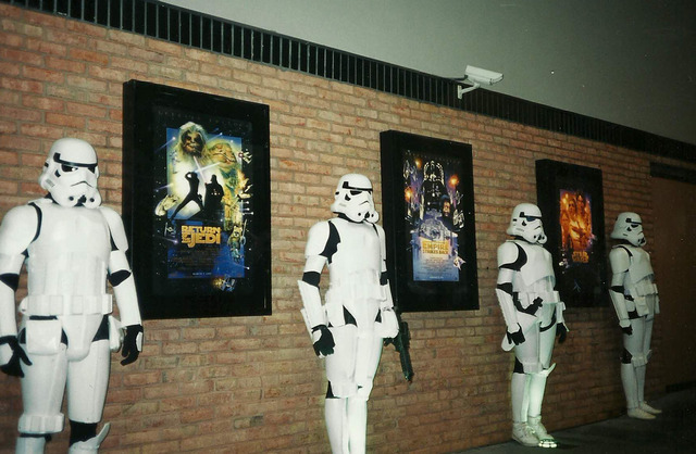 Star Wars Special Edition trilogy promotions
