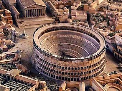 Aculturació artística de la cultura grega a Roma.