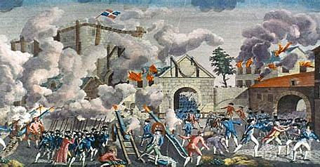 Bastilla Hartzea