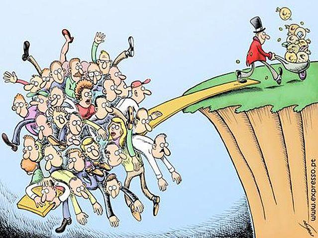 Crecimiento de Redistribución