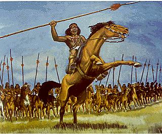 Tarahumaras, Conchos y Tobosos