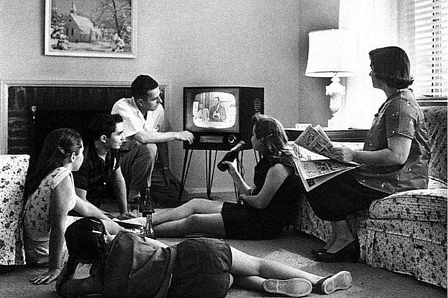 Primeras emisiones televisivas