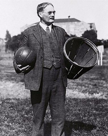 nace el basquetbol