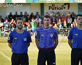 tres arbitros