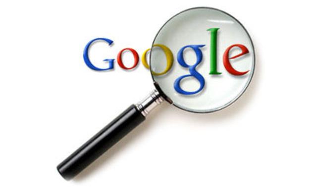 Creaciòn de Buscador Google