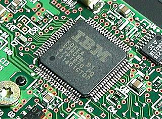 circuito integrado:comienza la segunda generación