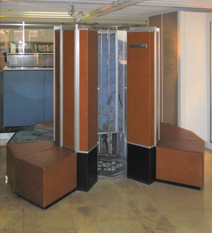 The Cray XMP