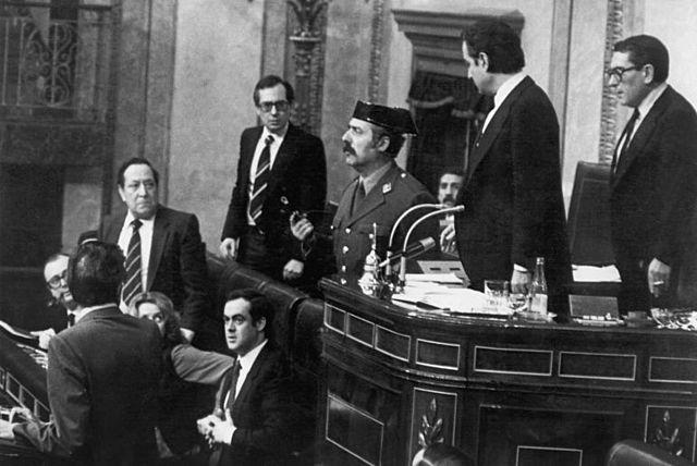 Intento de golpe de Estado