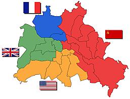 Tyskland ble delt