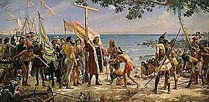 Descobriment d'america (Final de Edat mitjana)