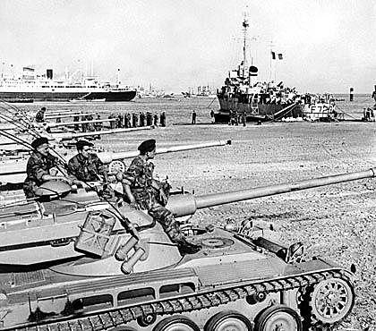 Suezkrieg