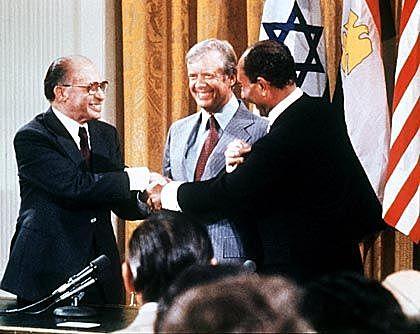 Camp-David-Abkommen