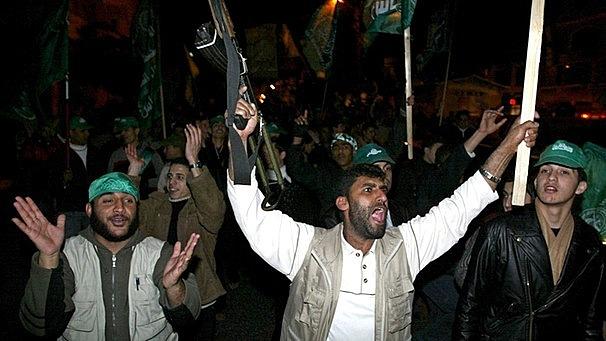 Wahlsieg der Hamas