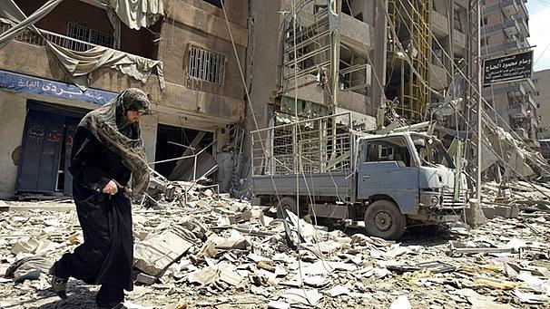 Zweiter Libanon-Krieg