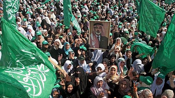 Hamas-Kontrolle im Gaza-Streifen