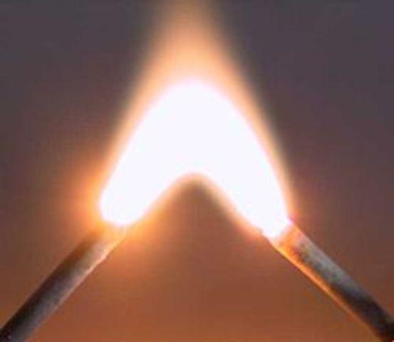 Sir Humphry Davy: el arco electrico