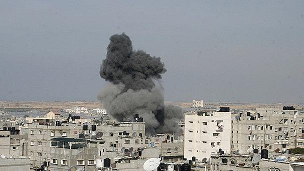 Neue Gaza-Offensive