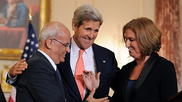 Erneute Friedensverhandlungen