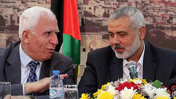 Bildung Einheitsregierung Hamas und Fatah