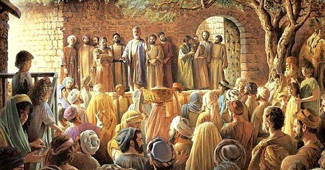 Antecedentes:  Concilio de Jerusalén  (49-50 dC) (Hechos 15, 2-29)