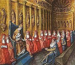 Antecedentes:  Concilio General de Lyons (1,274 dC).