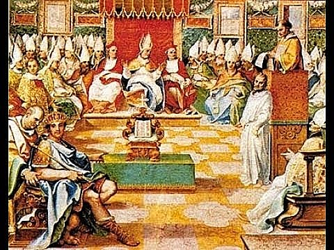 Antecedentes: Concilio Ecuménico Basilea - Ferrara - Florencia (1,431 - 1439 dC).