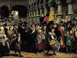 Indipendenza del Belgio dall'Olanda