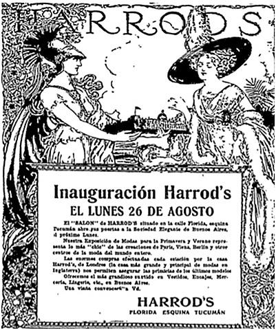 """Vendedoras de las Grandes Tiendas """"HARRODS"""""""