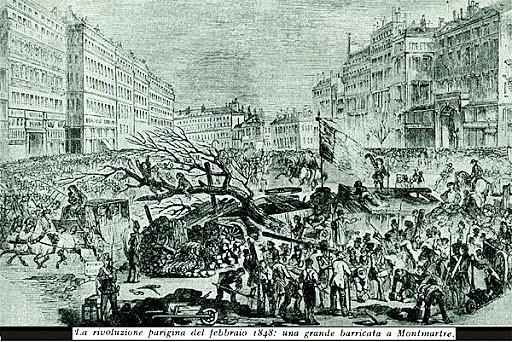 Rivoluzione in Francia