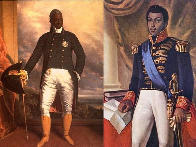 Nuevo gobierno y muerte de Dessalines-Haití
