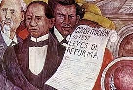 Reforma que incorporó las Leyes de Reforma a la Constitución