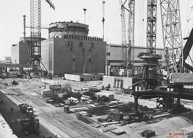 Запущено строительство первого энергоблока