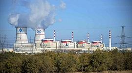 Развитие атомной энергетики в городе Волгодонске timeline