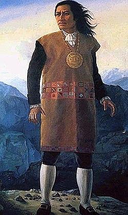 Rebelión de Tupac Amaru II-Perú