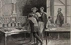 La Formación de los Telegrafistas