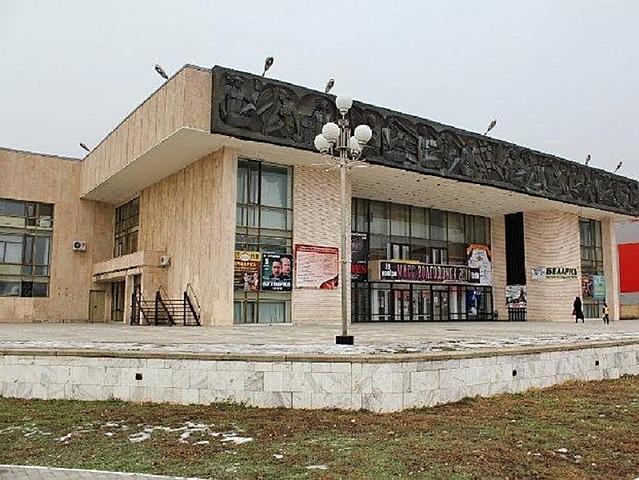 Волгодонск-культурный город