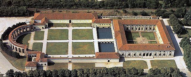 Arquitectura en el Cinquecento - Palacio del Té - Giulio Romano
