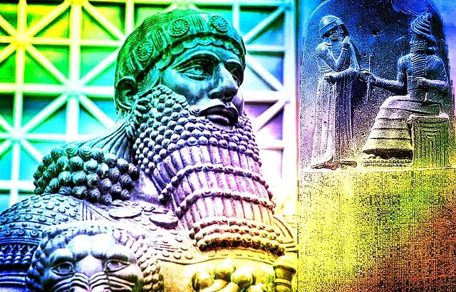 Codigo de Hamurabi en Asia