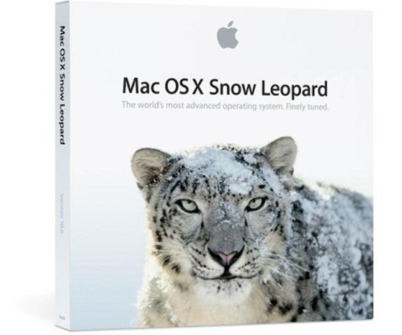 Se lanza al mercado la nueva versiòn de MAC OS X, Snow Leopard