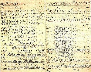 La pasión según San Mateo (Johann Sebastian Bach - Música barroca)