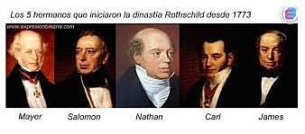 Los hermanos Rothschild