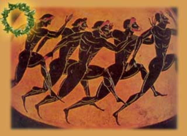OLIMPIADAS DE ATENAS GRECIA