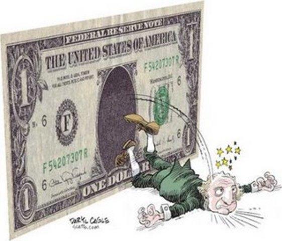 CRISIS ECONOMICA DE ESTADOS UNIDOS