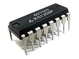 Fabricación basada en el uso de circuitos inteligentes con miles de componentes