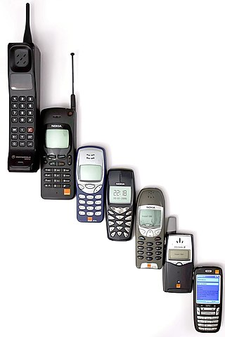 telefono movil:cuarta generación