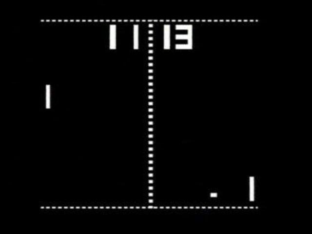 Pong de Atari